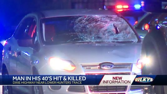 No charges expected after pedestrian fatally struck on Dixie Highway