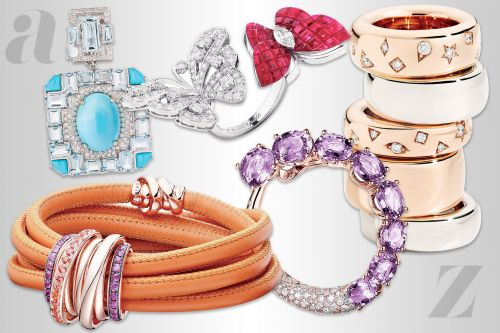 The hottest jewelry trends for summer - from amethysts to zen bracelets