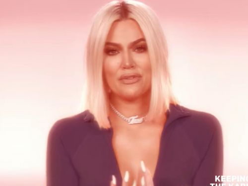 A new video shows a devastated Khloe Kardashian reacting to Tristan Thompson and Jordyn Woods' cheating scandal: 'I never in a million years thought that's who she was'