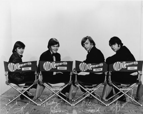 Tork had talent for Monkees business