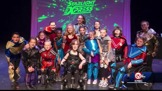 'Inclusion Revolution': Local theater showcasing kids with disabilities pivoting during COVID