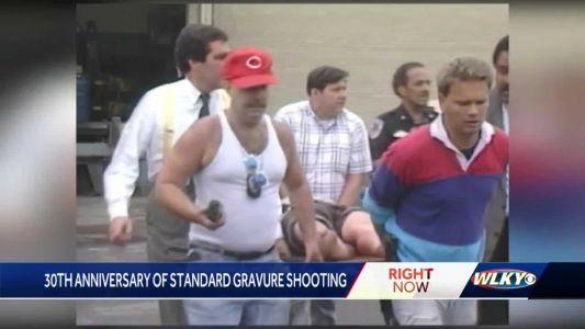 This Day in History: 8 killed, 12 wounded in Standard Gravure shooting