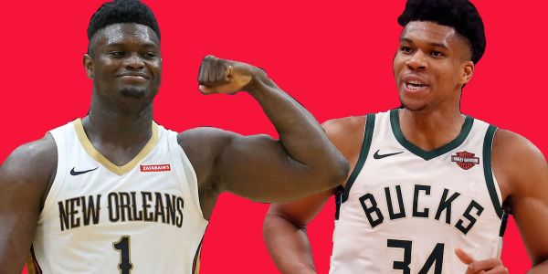 Giannis Antetokounmpo says the Zion Williamson has put the NBA on notice: 'The whole league knows you're going to be a beast'