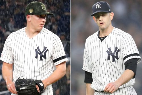 James Paxton isn't good to go yet - so Yankees are starting Chad Green