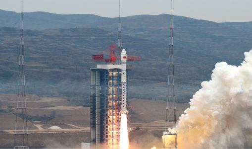 China Just launched a New Earth-Watching Satellite Into Orbit