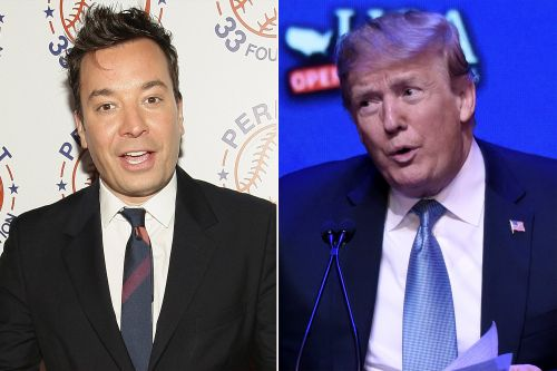 Trump to Fallon: 'Be a man' and stop 'whimpering' over backlash