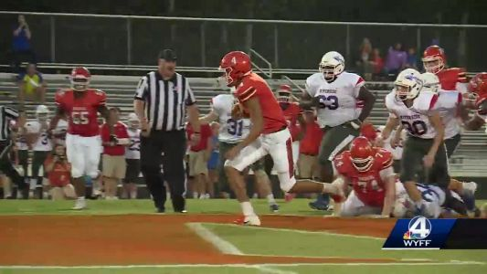 Friday Night Hits Week 5 Highlights: Drive of the Week