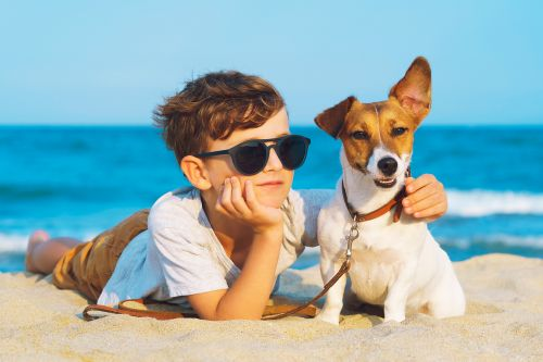 New study claims kids who grow up with dogs are better behaved