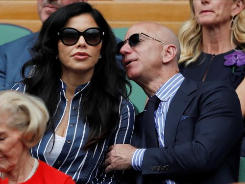 Jeff Bezos has had a wild summer of yachting around the Balearics and jetting off to Wimbledon with his girlfriend. Here's a look at how he spent his time