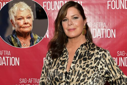 Marcia Gay Harden apologizes to Judi Dench for 'misinterpreted' Oscars comment