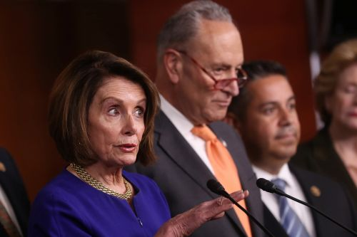 Pelosi, Schumer slam Trump for abandoning infrastructure talks