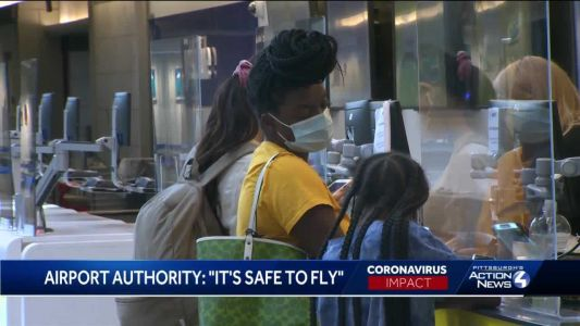 Allegheny County Airport Authority trying to ease concerns about flying during pandemic