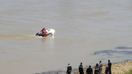 More than 50 killed after ferry sinks near Mosul in Iraq
