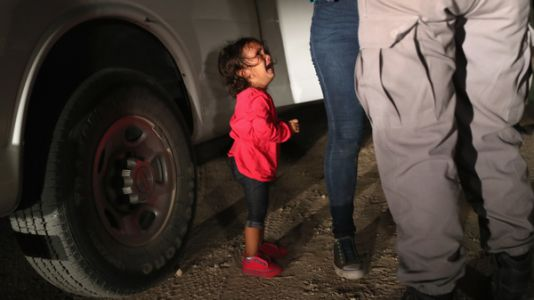 Crying Toddler On Widely Shared 'Time' Cover Was Not Separated From Mother
