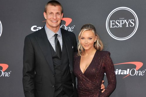 Camille Kostek is over the Rob Gronkowski retirement questions