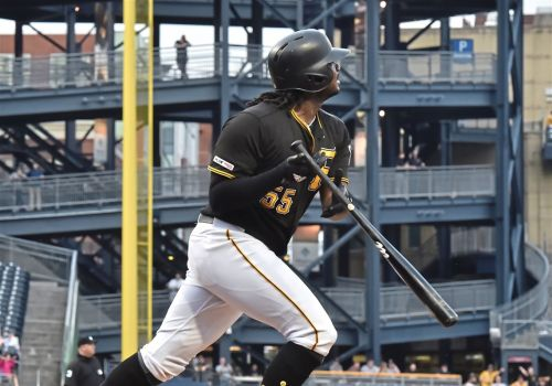 WATCH: Josh Bell homers into Allegheny River on the fly for a second time