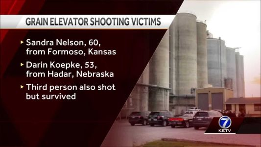 'It was a shock': Community reacts to deadly shooting at Agrex elevators