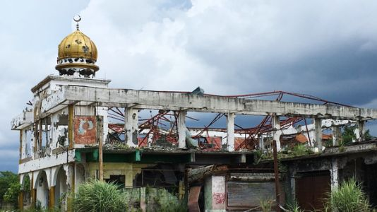 The Philippines' Marawi City Remains Wrecked Nearly 2 Years After ISIS War