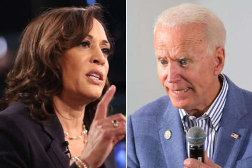 Get ready for Round 2 of Kamala Harris vs. Joe Biden