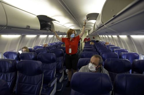 Southwest no longer blocking middle seat on flights