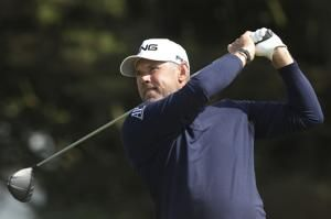Lee Westwood has up-and-down round at British Open