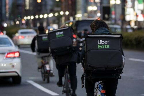Uber adds grocery delivery to its expanding list of businesses