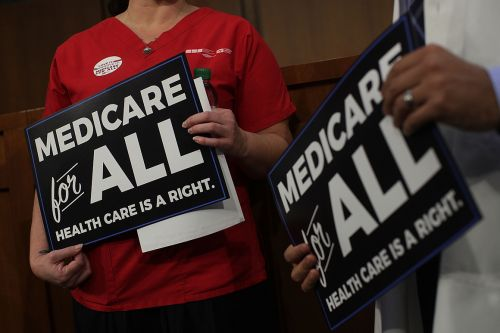 Labor's civil war over 'Medicare for All' threatens its 2020 clout