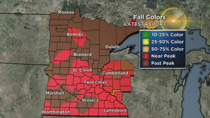 Don't Miss Peak Fall Colors In The Twin Cities