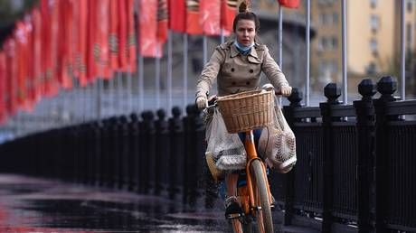 Covid-19 lockdown in Russia has bicycle sales soaring