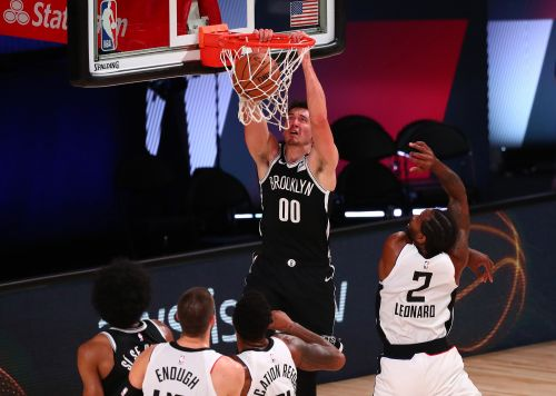 Nets 'truly believe' they can beat Raptors with playoff matchup set