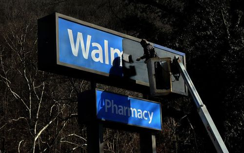 Walmart sued for alleged discrimination against pregnant workers