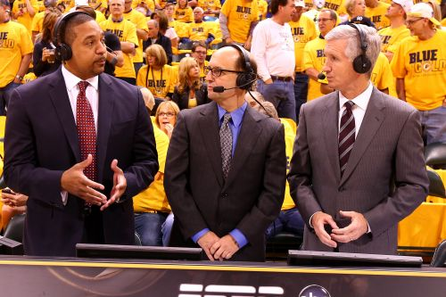 Mike Breen: Mark Jackson would be good for Knicks, tough for me