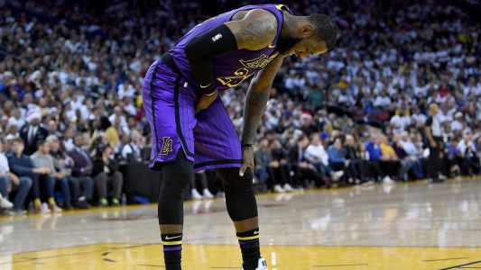 LeBron James' potential game-winner blocked: 'It bothers me that I didn't even get a shot'