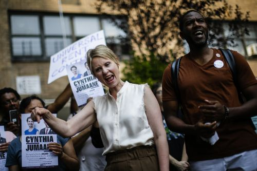 Cynthia Nixon sounds confused by her own 'universal rent control' plan