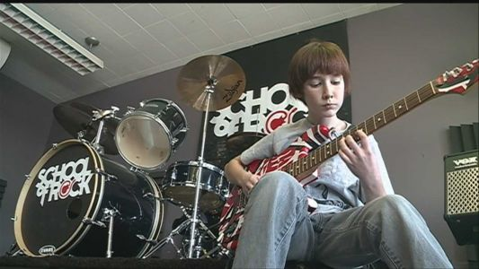 Throwback Thursday: 11-Year-old 'out-duels' metal guitarist in viral video