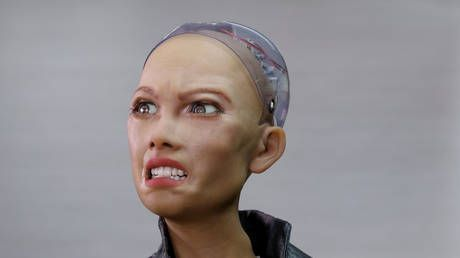Robotics company plans to flood pandemic-battered economy with androids to 'keep people safe'