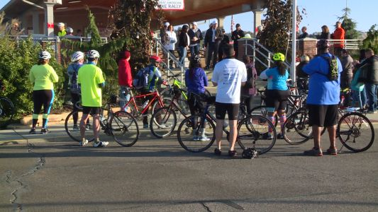 Great American Bike Rally helps fund Boys and Girls Clubs, Nuxhall Miracle Field of Dreams