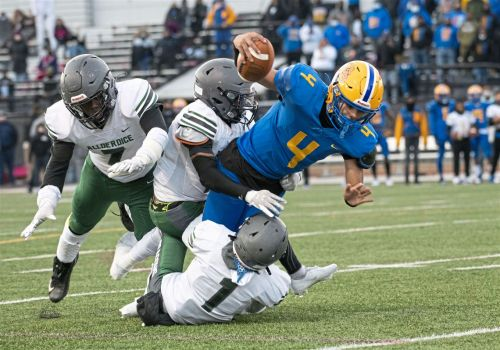 City League championship: Long TD wakes up Bulldogs; Westinghouse tramples Allderdice, reeling off 30 unanswered points