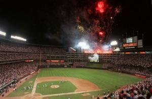 Rangers play final homestand ahead of move to new stadium