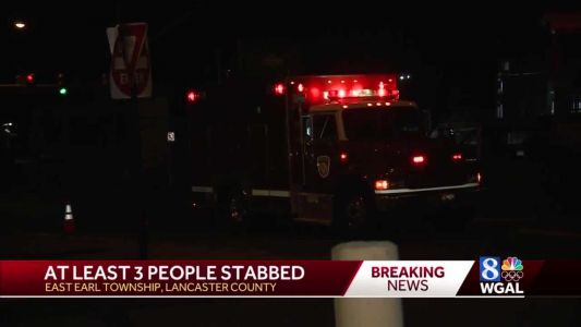 Multiple people stabbed in Lancaster county