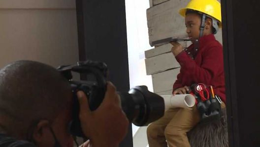 Cincinnati boy turned away from school for natural hair gets his own photoshoot