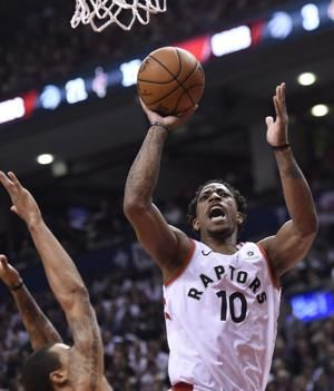 Done deal: Leonard goes to Raptors, DeRozan goes to Spurs