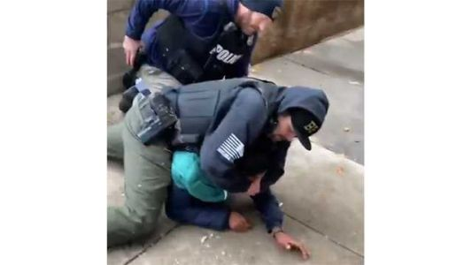Video showing arrest in Baltimore goes viral; officials seek answers