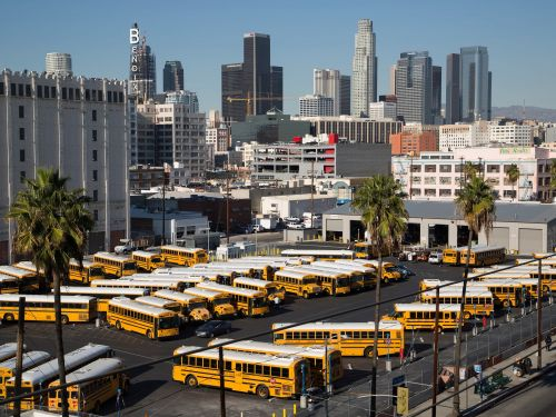 California's two biggest school districts plan to remain remote in the fall