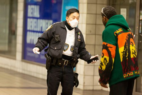 NYPD partners with health care groups to give cops free coronavirus tests