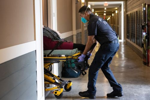 Opinion | Another Covid Killer: Lack of Hospital Beds