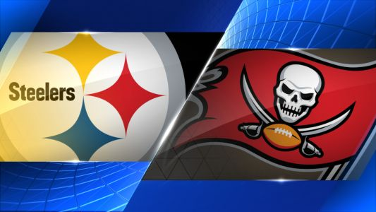 Buccaneers lead Steelers 7-6 in second quarter