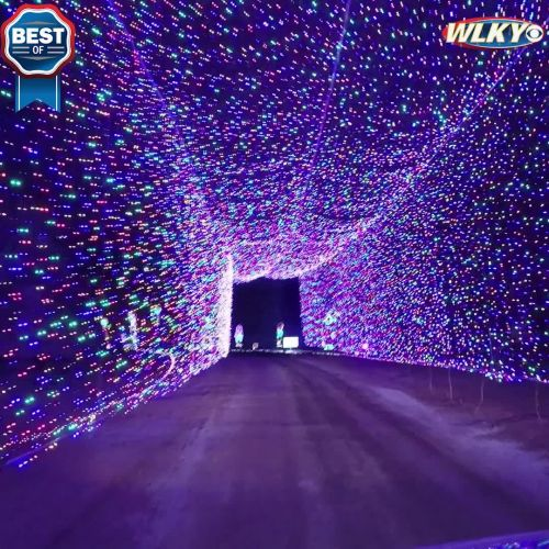 New way to experience Lights Under Louisville