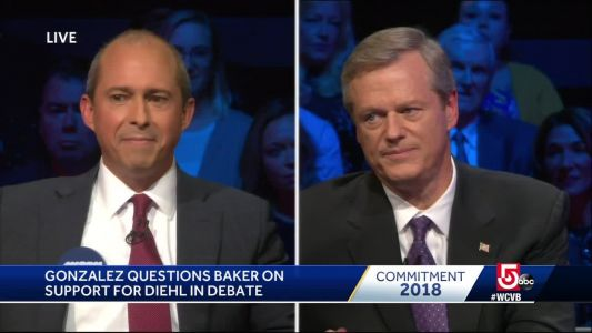 Gov. Baker: I misspoke; will vote for GOP Senate candidate
