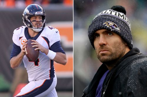 Case Keenum is not happy after Broncos' Joe Flacco trade